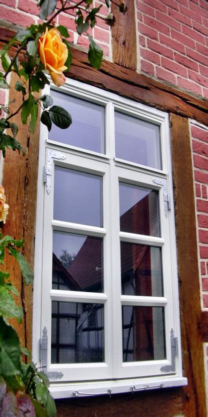 Fenster Einfach Verglast by Einfach Verglaste Fenster Isoglasfenster Fachwerk De