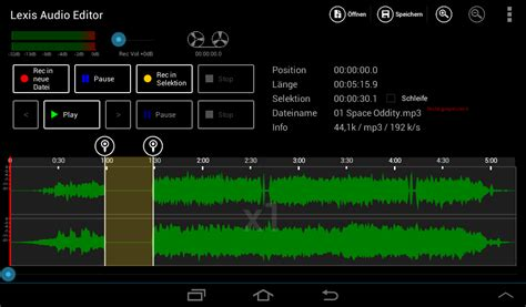 song editor lexis audio editor android apps on google play