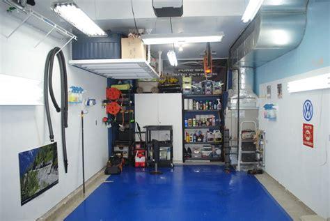 led  fluorescent lights   garage auto geek