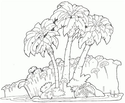 imagenes para colorear de paisajes dibujos de paisajes para colorear pictures