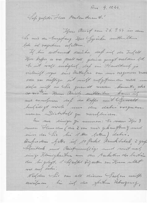 Letter Of Credit German Translation Need Help To Translate A Letter German To