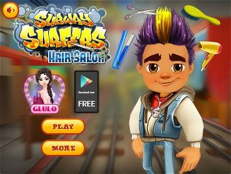 hairstyles games subway surfers subway surfers hair salon unity 3d games