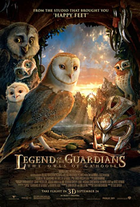 Legend Of Guardians 3d legend of the guardians the owls of ga hoole trailers itunes