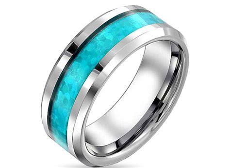 Unique Wedding Rings For Men Titanium
