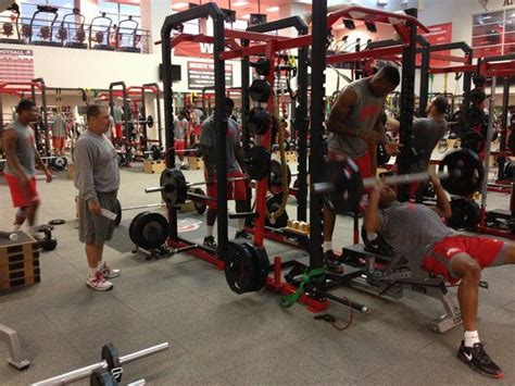 weight room workouts for football players ohio state kicked official summer workouts at 5 45 this morning eleven warriors