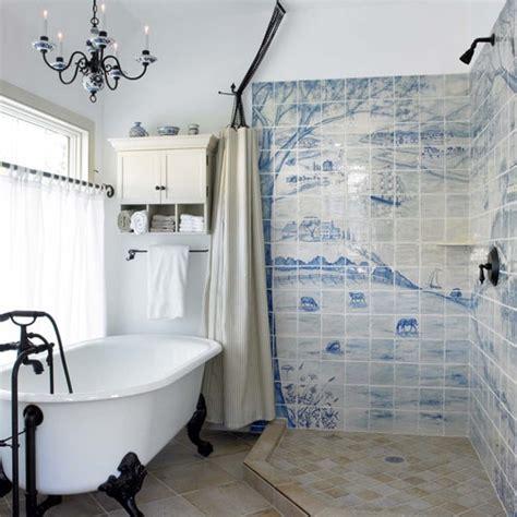 painted bathroom tile hand painted bathroom tile design ideas decozilla