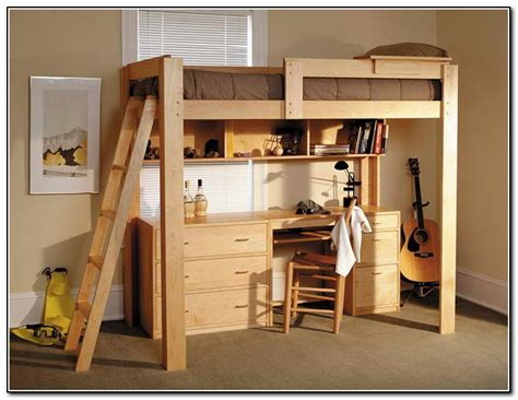 Bunk Bed With Desk For Adults Bunk Bed With Desk For Adults Beds Home Design Ideas Abpw054nvx3935
