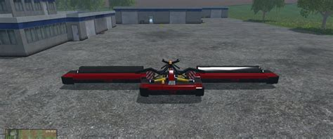 """FS 17/15/2013/2011: """"Implements & Tools Mower mods for ... Z105"""