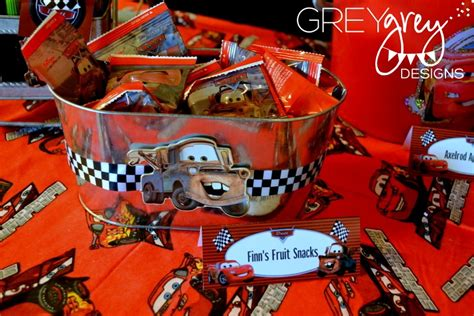cars  party project nursery