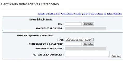 Como Sacar El Record Criminal De Una Persona Adipiscor 191 C 243 Mo Sacar El Certificado De Antecedentes Penales Por Ecuador