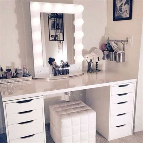 Makeup Desk With Mirror And Lights by Home Accessory Makeup Desk Light Mirror Desk Makeup