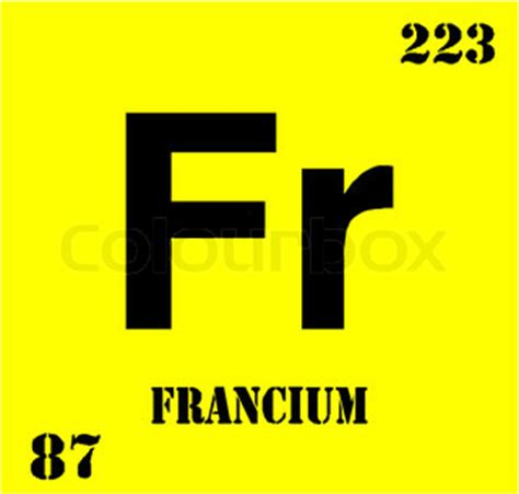 Mfa Mba Joint Degree by What Is Francium Oxide