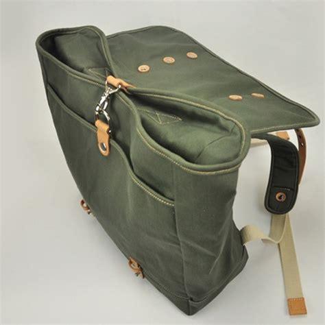 Handmade Canvas Backpack - handmade canvas backpack on behance