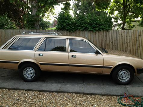 peugeot 505 7 seater estate wonderful condition