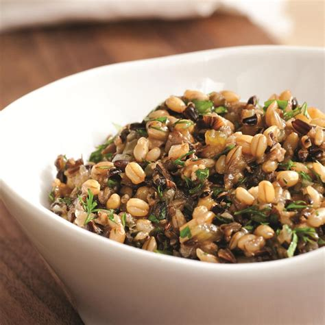 Multi Rice multi grain pilaf recipe eatingwell