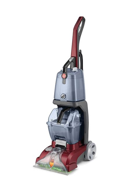 upholstery washer carpet cleaner hoover deluxe washer power scrub shooer