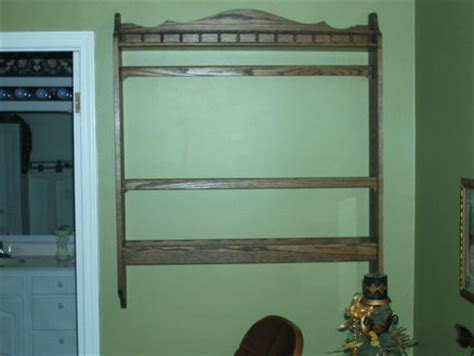 wall hanging adjustable two quilt rack by scatterton