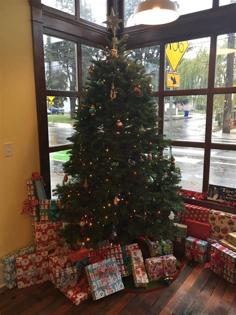 christmas tree property in oregon gift drive for children in oregon foster care home sweet home realty