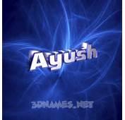 Preview Of Plasma For Name Ayush