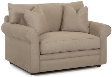 comfy sleeper sofa klaussner comfy oversized chair sleeper with innerspring