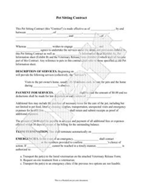 Printable Sle Release And Waiver Of Liability Agreement Form Laywers Template Forms Online Pet Contract Template