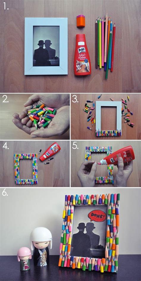 diy picture crafts 28 best diy photo and picture frame crafts ideas and