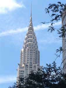 What Is The Chrysler Building Made Of Chrysler Building New York Manhattan Skyscraper E Architect
