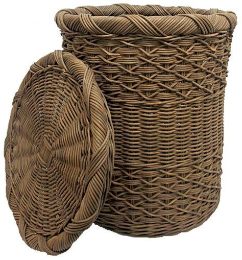 Keranjang Laundry Rotan rattan laundry baskets rattan wicker hers basketwares bin basketry keranjang rotan