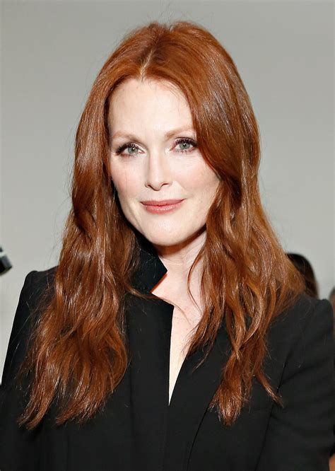 red hair colour on mature women gloss over this julianne moore the closet feminist