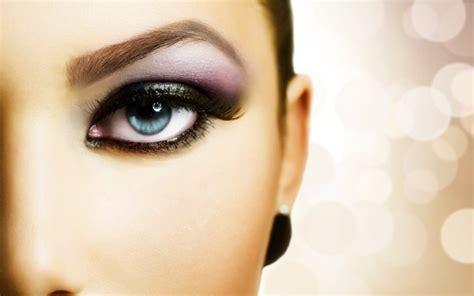 Make Up Za make up trikovi za plave oä i â savjetnica