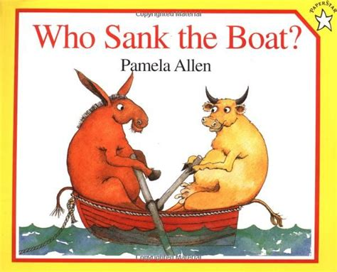 who sank the boat 16 best images about who sank the boat on the
