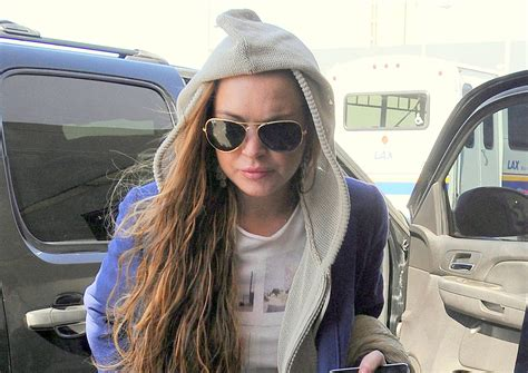 Lindsay Lohan Attempted The Blemish 2 by Lindsay Lohan Cleared For Rehab The Blemish
