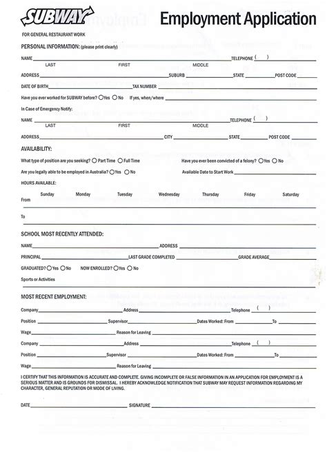 printable job applications printable job application forms online forms download and