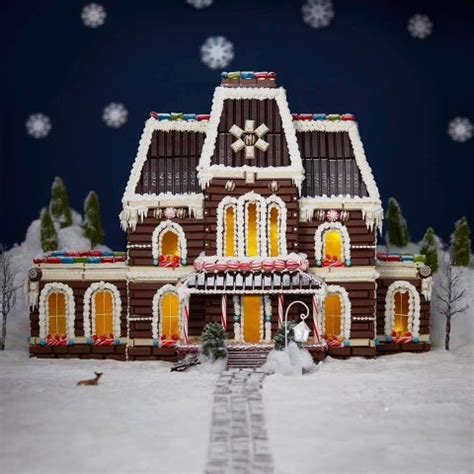 the candy house kit kat s candy house is the most impressive candy house we ve seen all year delish com