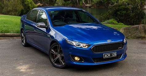 ford falcon xr review supercharged  hero unleashed