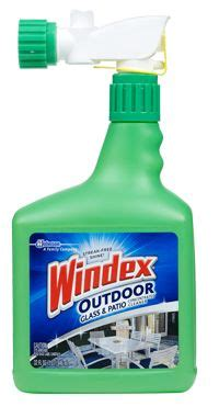 Windex Outdoor Glass Patio Cleaner by The World S Catalog Of Ideas