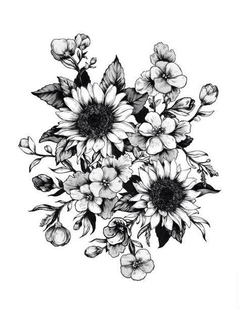 different flower tattoos different flower designs elaxsir