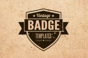 Vintage Badge Template by Vintage Badge Templates Brushes Vectors And Textures