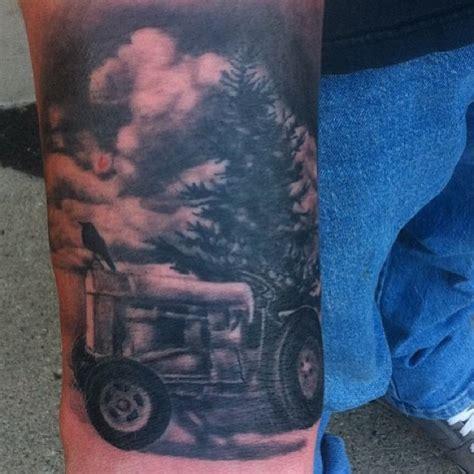tattoo new farm image gallery tractor tattoos