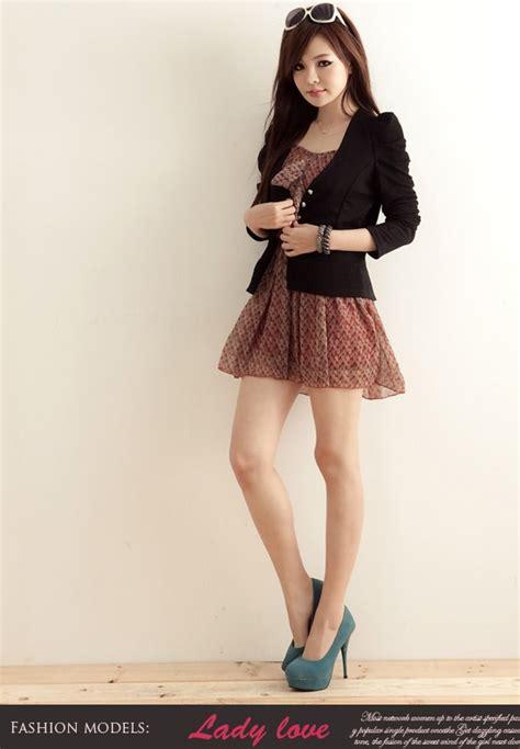 Baju Wanita Sweater Lengan Panjang Hitam Putih Polkadot cardigan import lengan panjang model terbaru jual