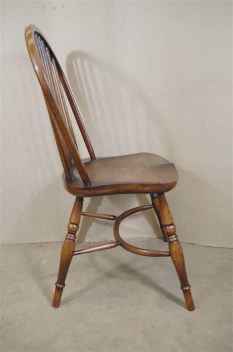 8 farmhouse dining chairs oak