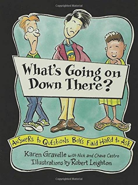 going south books books about puberty for boys and