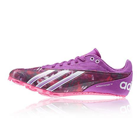 womens spiked running shoes adidas sprintstar 4 s running spikes 10