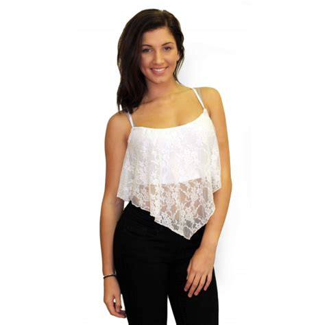 Top Lace Crop list 16 lace crop top designs top pretty