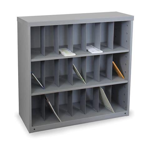 mail sorter marvel 21 pocket vertical mail sorter utmsv21 mailroom office organizers worthington direct