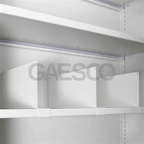 separatore in metallo per armadio con profondit 224 45 h