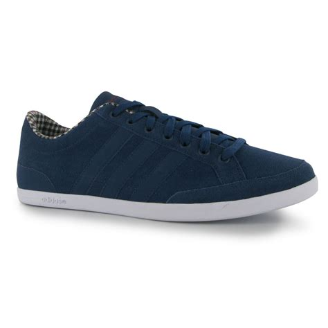 adidas mens caflaire suede trainers sport shoes lace