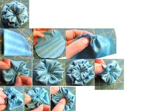 fabric craft projects 1331 best images about d i y fabric flowers on
