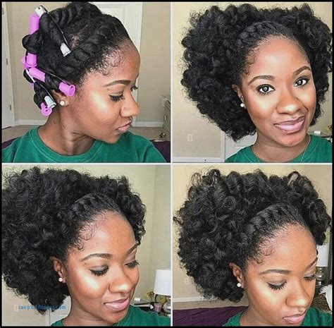 box rollers hairstyles for black women african american braids with bangs