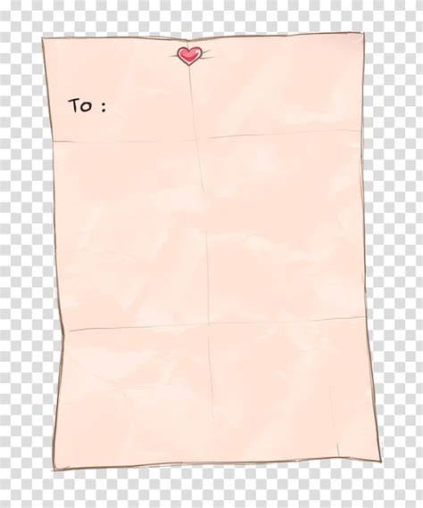 ch love letter template printer paper transparent